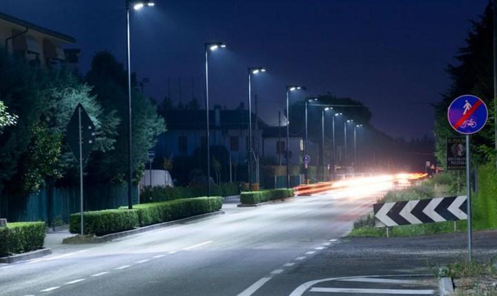 Illuminazione pubblica energy service group